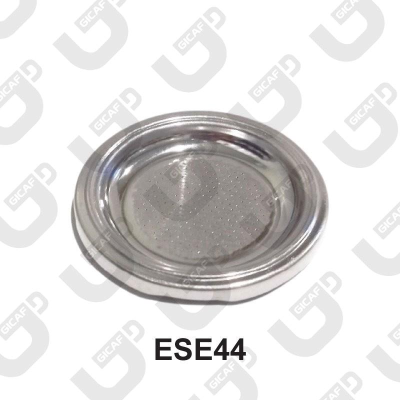 Filtro portacialda inox ESE44 - Aroma