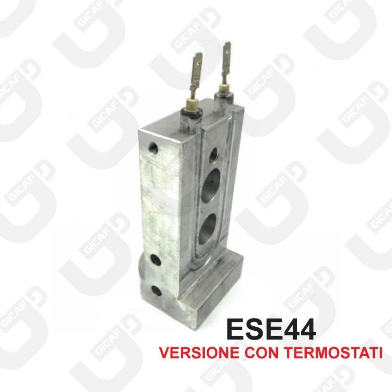 Termoblocco ESE44 + resistenza - Didiesse