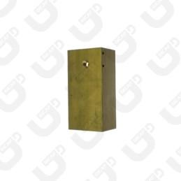 Termoblocco vapore in ottone - Grimac