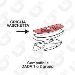 Griglia per vaschetta Dada - Grimac