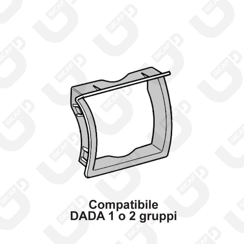 Mascherina frontale Dada - Grimac