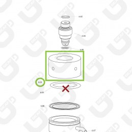 Pressacialda superiore - Spinel