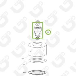 Cicler ottone 7gr- Spinel