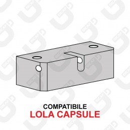 Termoblocco in alluminio Lola - Spinel