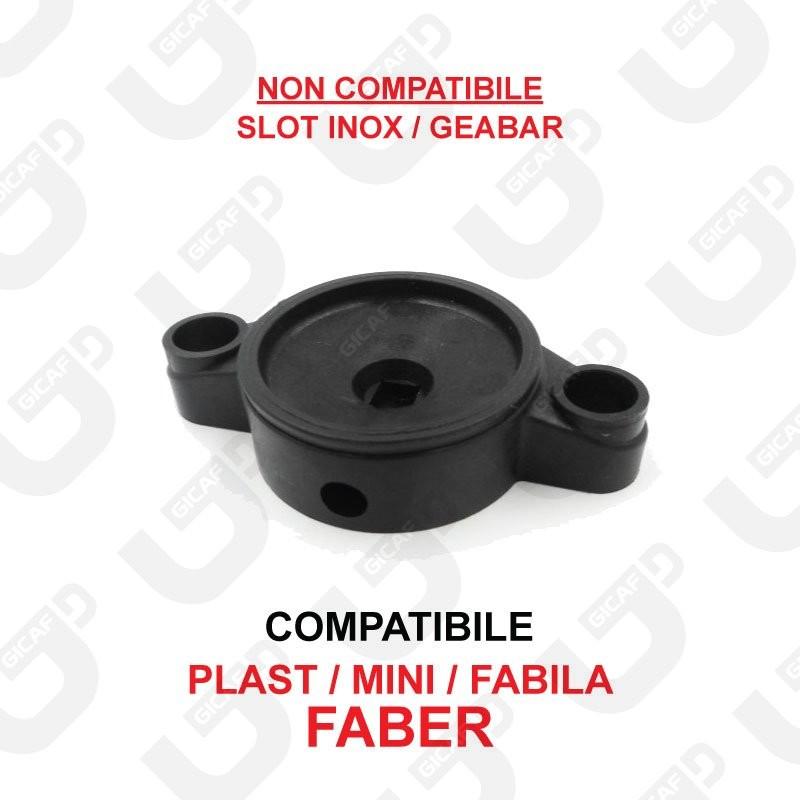 Portacialda stampato - Faber Slot/MIni/Fabila