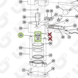 Cicler ottone 7gr- Faber