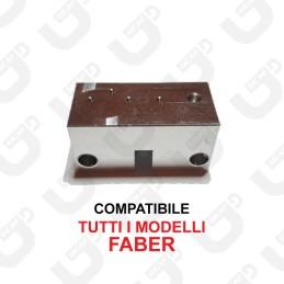 Termoblocco alluminio - Faber