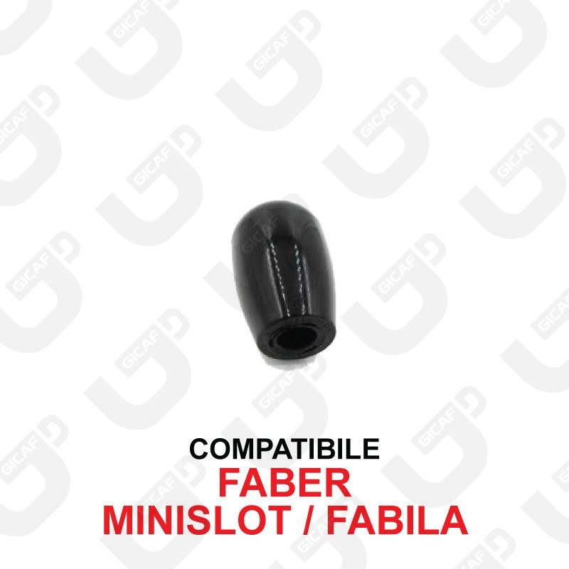 Pomello leva - Faber MINI Slot / Fabila