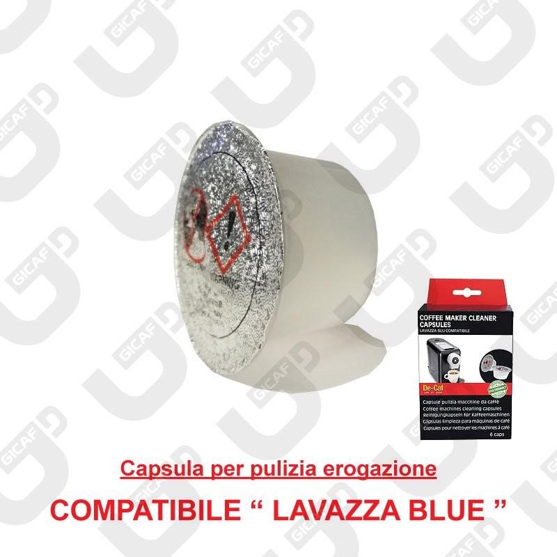 """Capsula pulizia - """" Lavazza BLUE"""""""