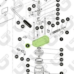 Termoblocco alluminio - QI TUBE