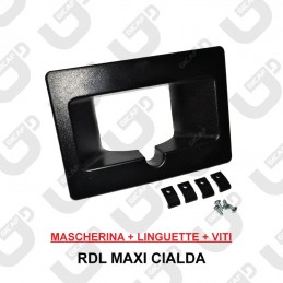 Cornice frontale gruppo Maxi Cialda - RDL